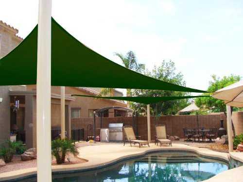 13 Cool Shade Sails for Your Backyard - CanopyKingpin.com on Shade Sail Backyard Ideas id=13760