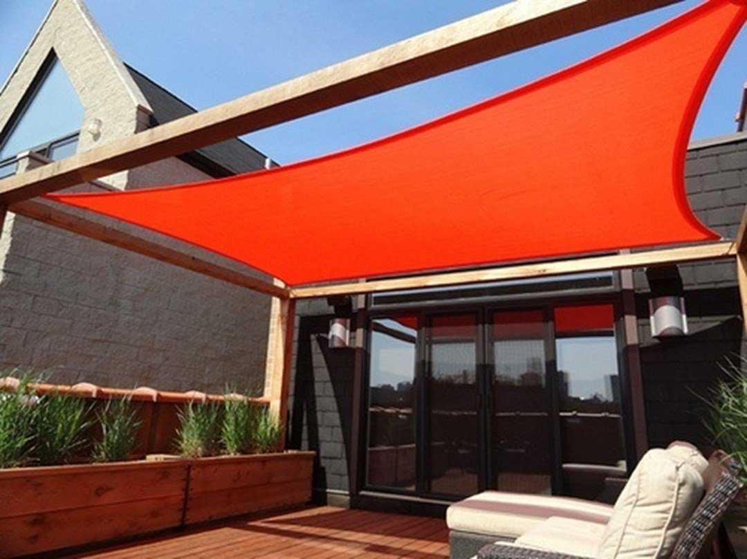 13 Cool Shade Sails for Your Backyard - CanopyKingpin.com on Shade Sail Backyard Ideas id=98488